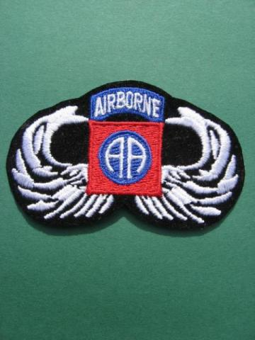 Nášivka 82nd Airborne Parawing