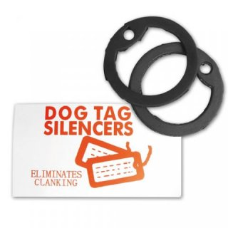 Tlumítka Dog Tags 2ks