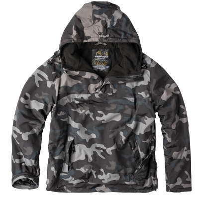 Bunda SURPLUS WINDBREAKER BLACK CAMO
