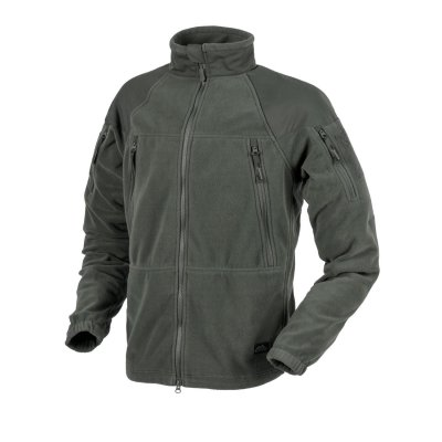 BUNDA HELIKON STRATUS Heavy Fleece TAIGA GREEN