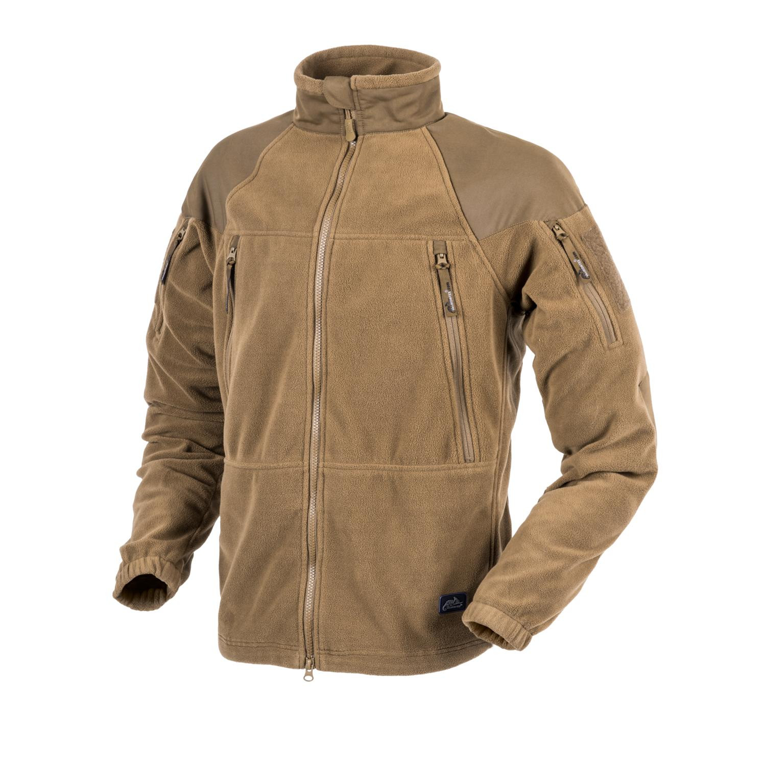 BUNDA HELIKON STRATUS Heavy Fleece COYOTE