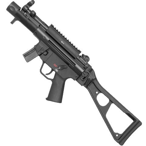 Samonabíjecí pistole HECKLER KOCH SP5K 9mm x19