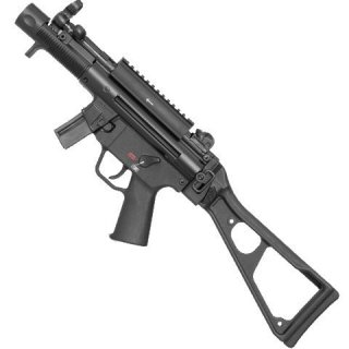 Samonabíjecí pistole Heckler & Koch SP5K 9mm x19