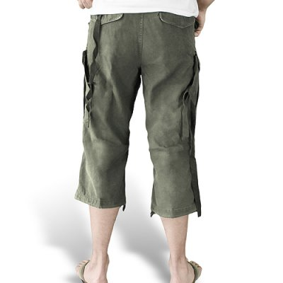 Kraťasy 3/4 Engineer Pants oliv