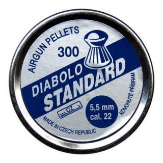 Diabolky Standard 5,5mm 300ks