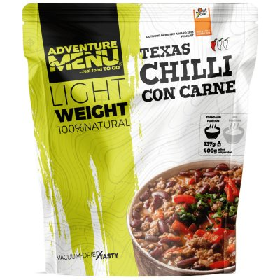 ADVENTURE MENU LIGHTWEIGHT CHILLI CON CARNE