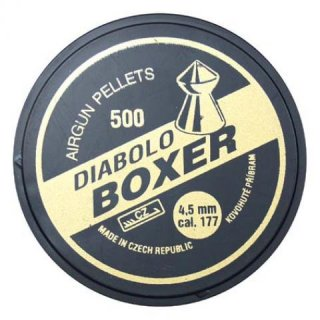 Diabolky Boxer 4,5mm 500ks