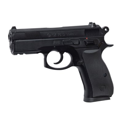 Vzduchová pistole ASG CZ 75 SP-01 SHADOW CO2 4,5mm BB