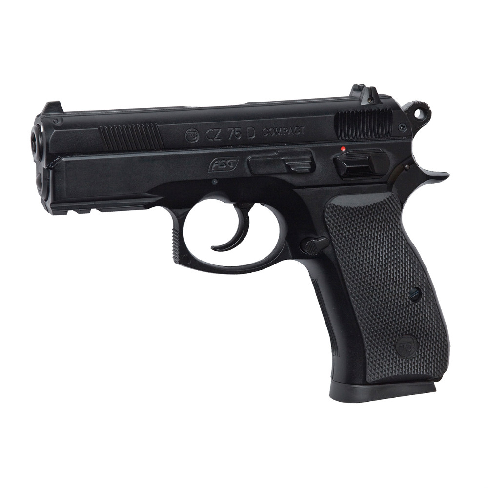 Airsoftová pistole ASG CZ 75D Compact CO2 6mm BB