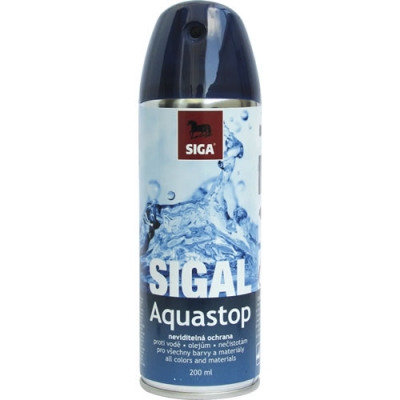 Impregnace ve spreji SIGAL AQUASTOP 200 ml